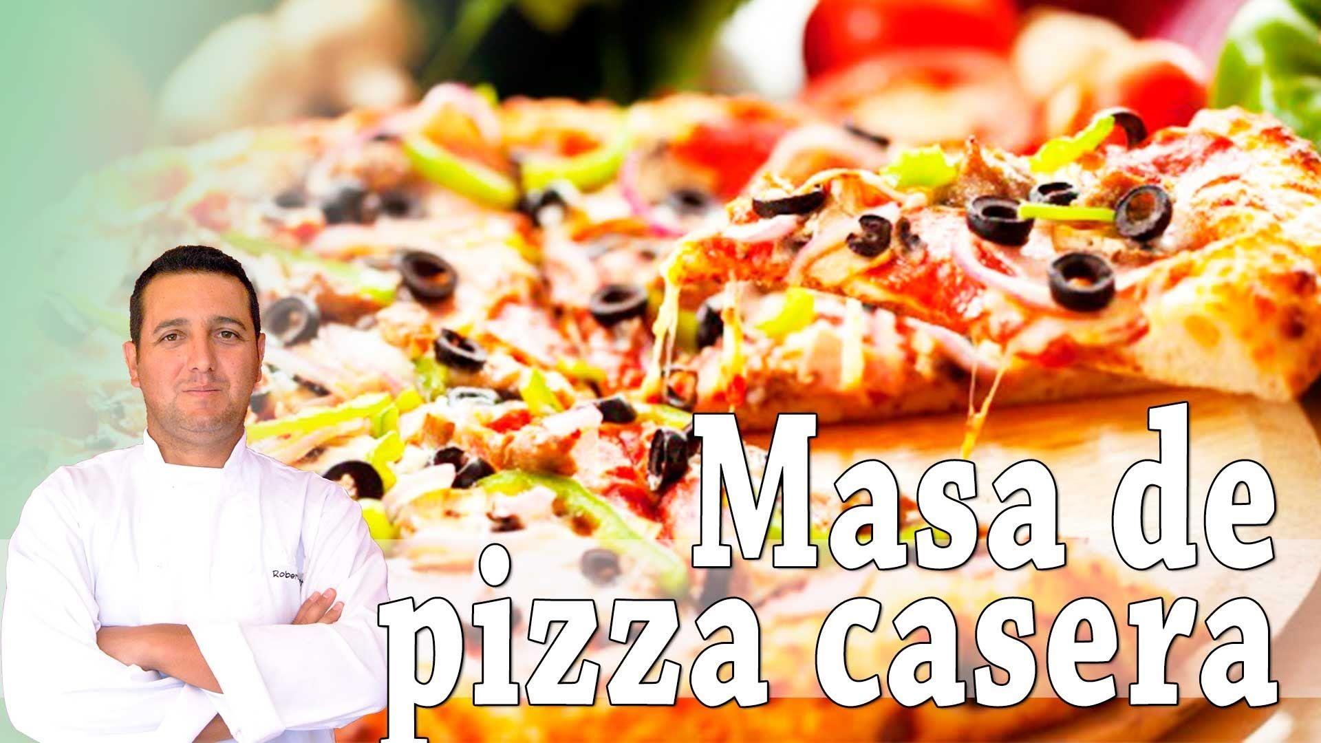 Masa De Pizza Casera Tipo Domino S O Telepizza Recetas De Cocina Masa De Pizza Casera Masa Para Pizza Pizza Casera