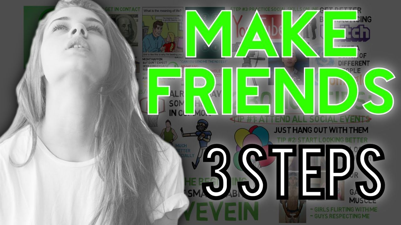 Watch How to Make Friends in Middle School video