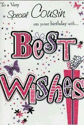 cousin birthday cousin birthday happy birthday cousin girl