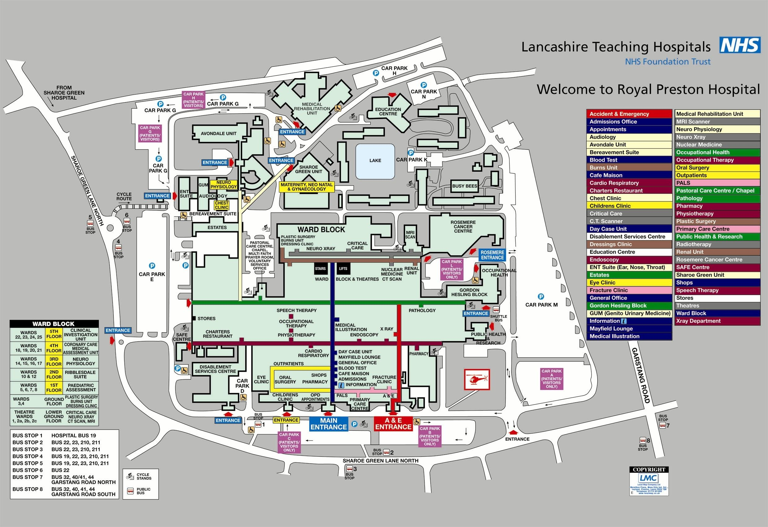 Manchester Royal Infirmary Map Manchester Royal Infirmary Map | Bedroom 2018
