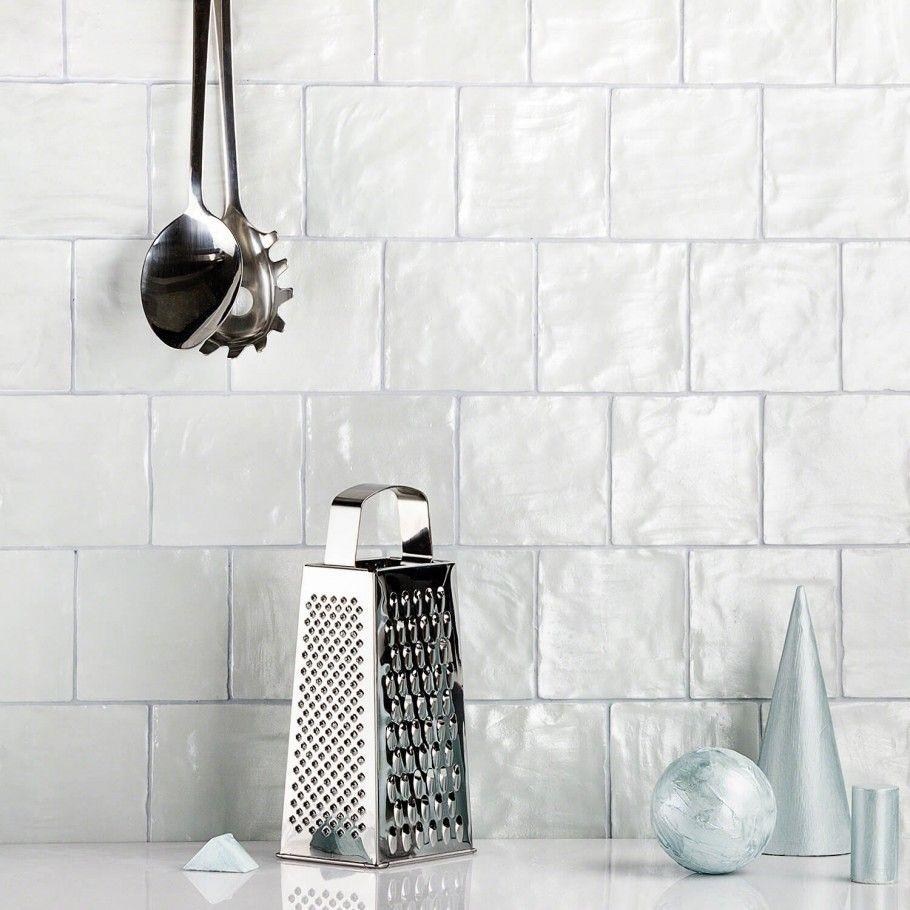 Montauk Sky 4x4 Ceramic Wall Tile Ceramic Wall Tiles Wall Tiles