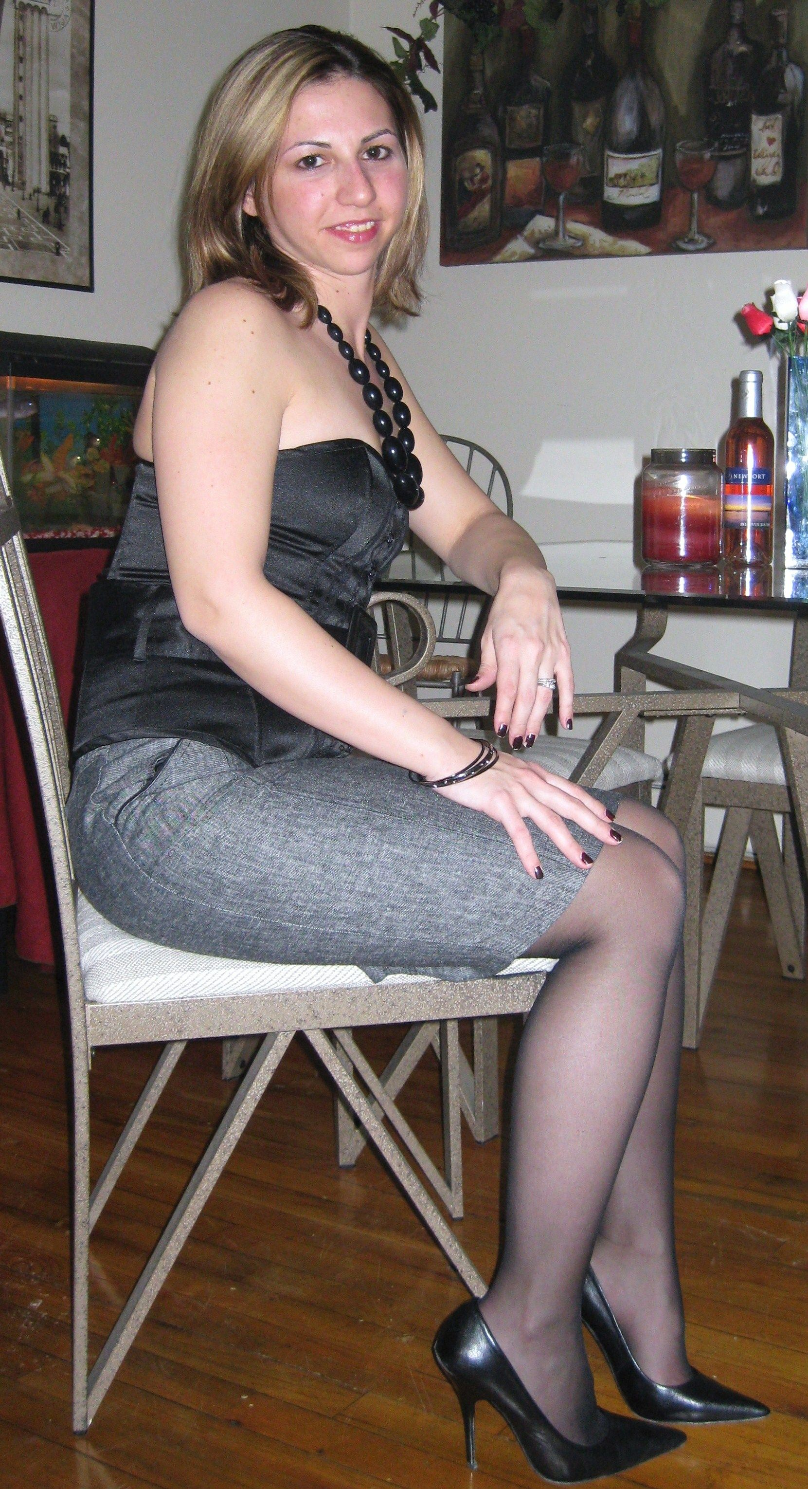 woman Amateur older pic