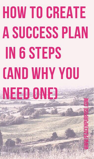 How to create a success plan in 6 steps (and why you need one - how do you evaluate success
