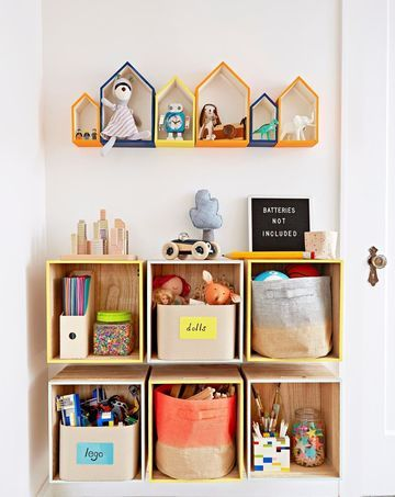 3 Fun Ideas For Your Kidsu0027 Bookshelves