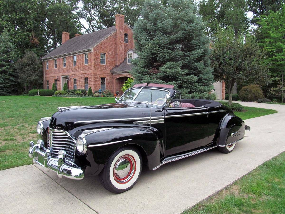 1941 Buick Super Convertible for sale | Hemmings Motor News | Cars ...