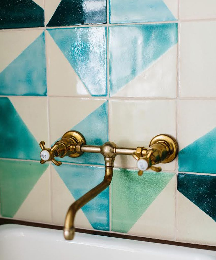 Recubed tiles - Foto - Olivia Rae James | Smink Things | Interior ...