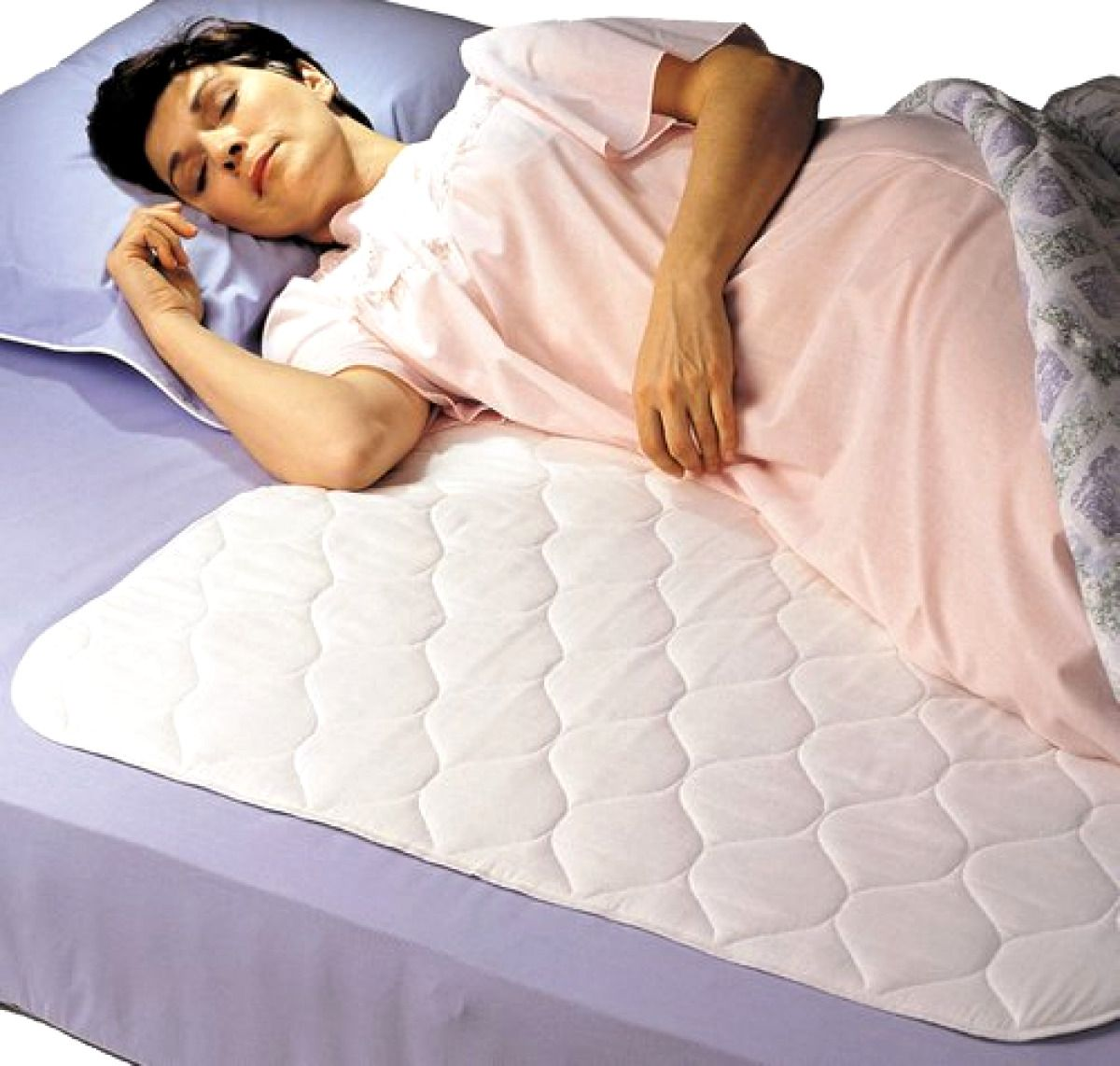 Washable Bed Pads Reusable Mattress Protector Adult