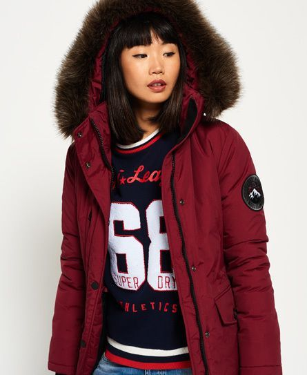 Superdry Ashley Everest Coat | Products | Winter outfits