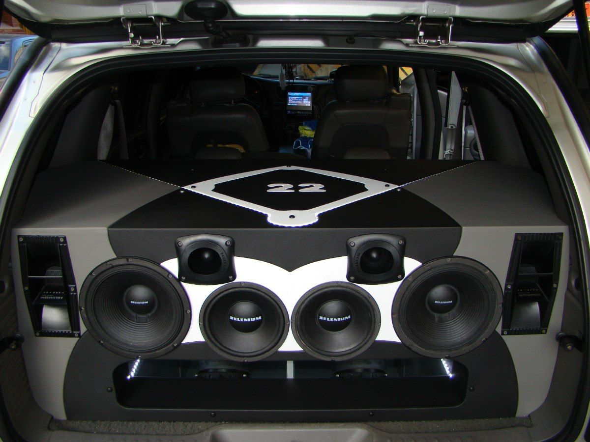 car audio  Google Search  All about that Bass  Pinterest  Cars