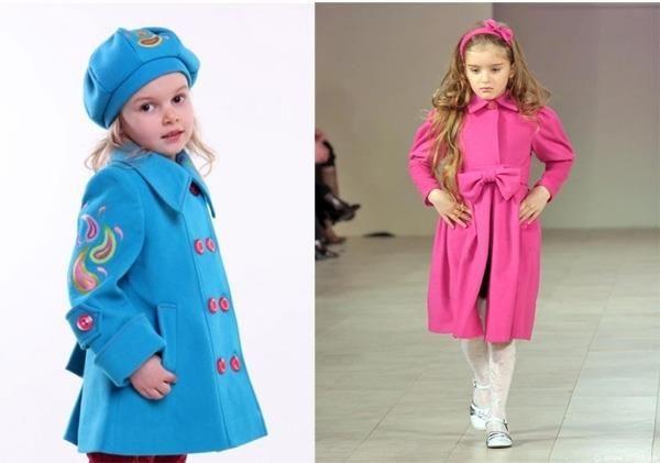 Сшить детское драповое пальто для девочки   драп   Dresses e023809d1eb