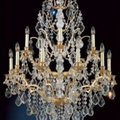 Traditional Chandeliers Schonbek Historical Bordeaux Legacy French