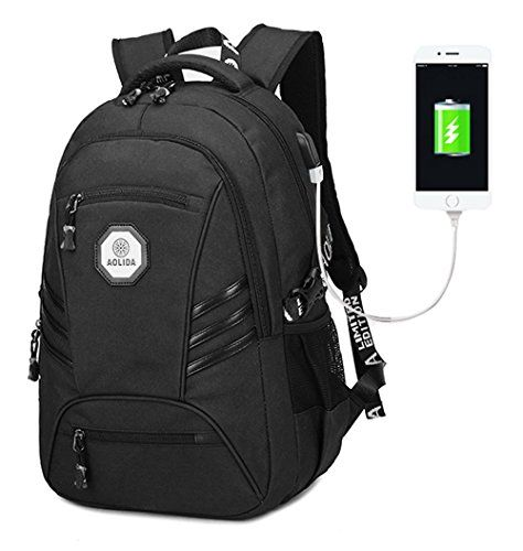 awesome KOLAKO A-001 Waterproof Business Laptop Backpack 9111cb40286ab
