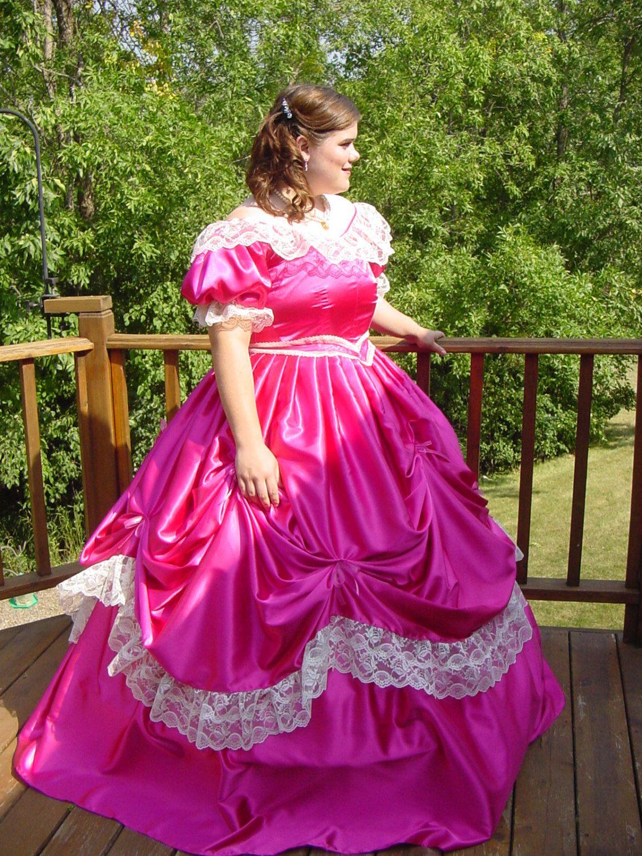 Custom Victorian Bridal Civil War Steampunk Ball Gown Dress In Etsy Steampunk Dress Ball Gown Dresses Dresses [ 1500 x 1125 Pixel ]