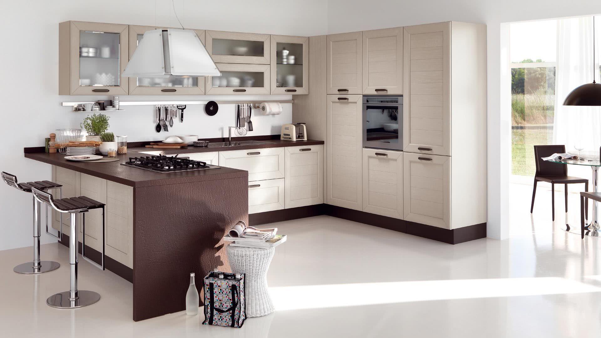 Claudia 03 Stile Cucina Arredo Interni Cucina Decorazione Cucina