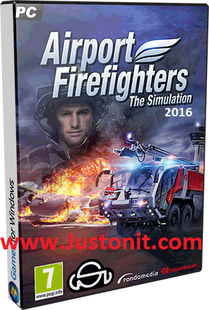 Airport Firefighter Simulator Full PC Game 2016 Download Free