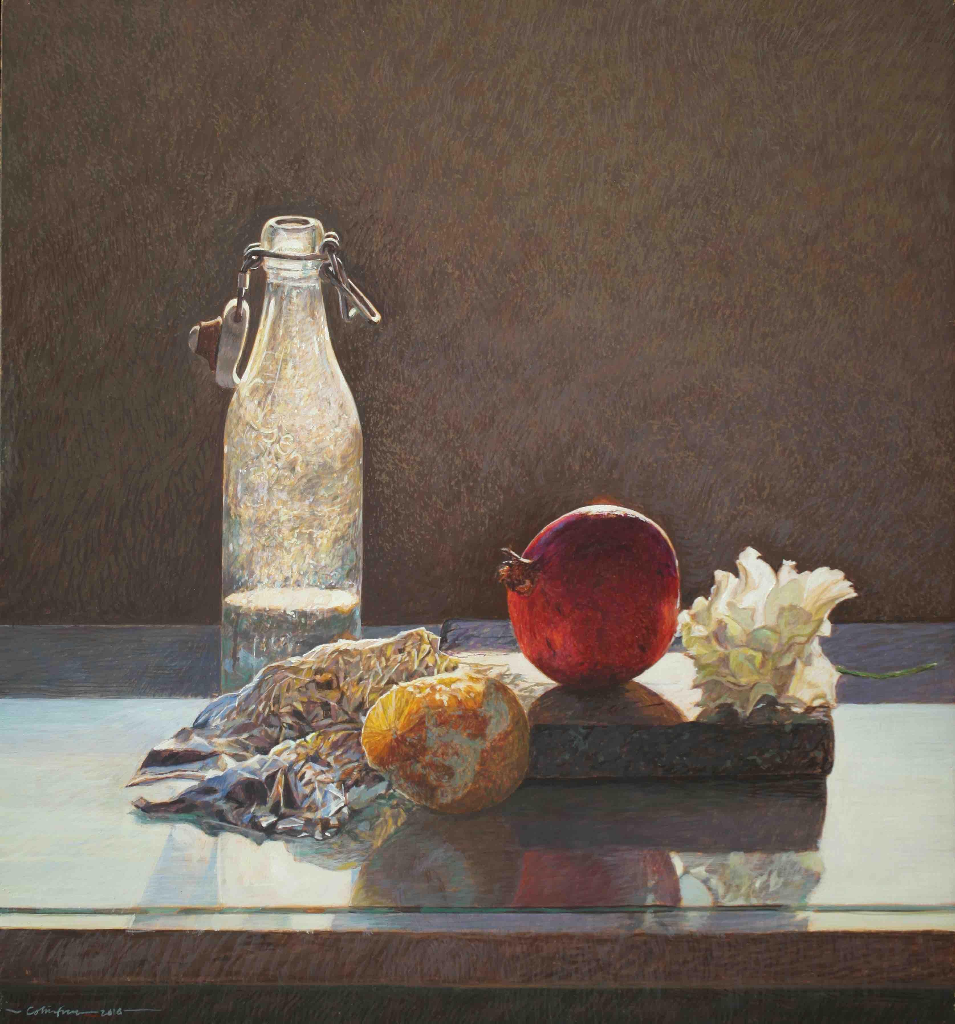 Colin Fraser Still life art, Fraser, Exhibition