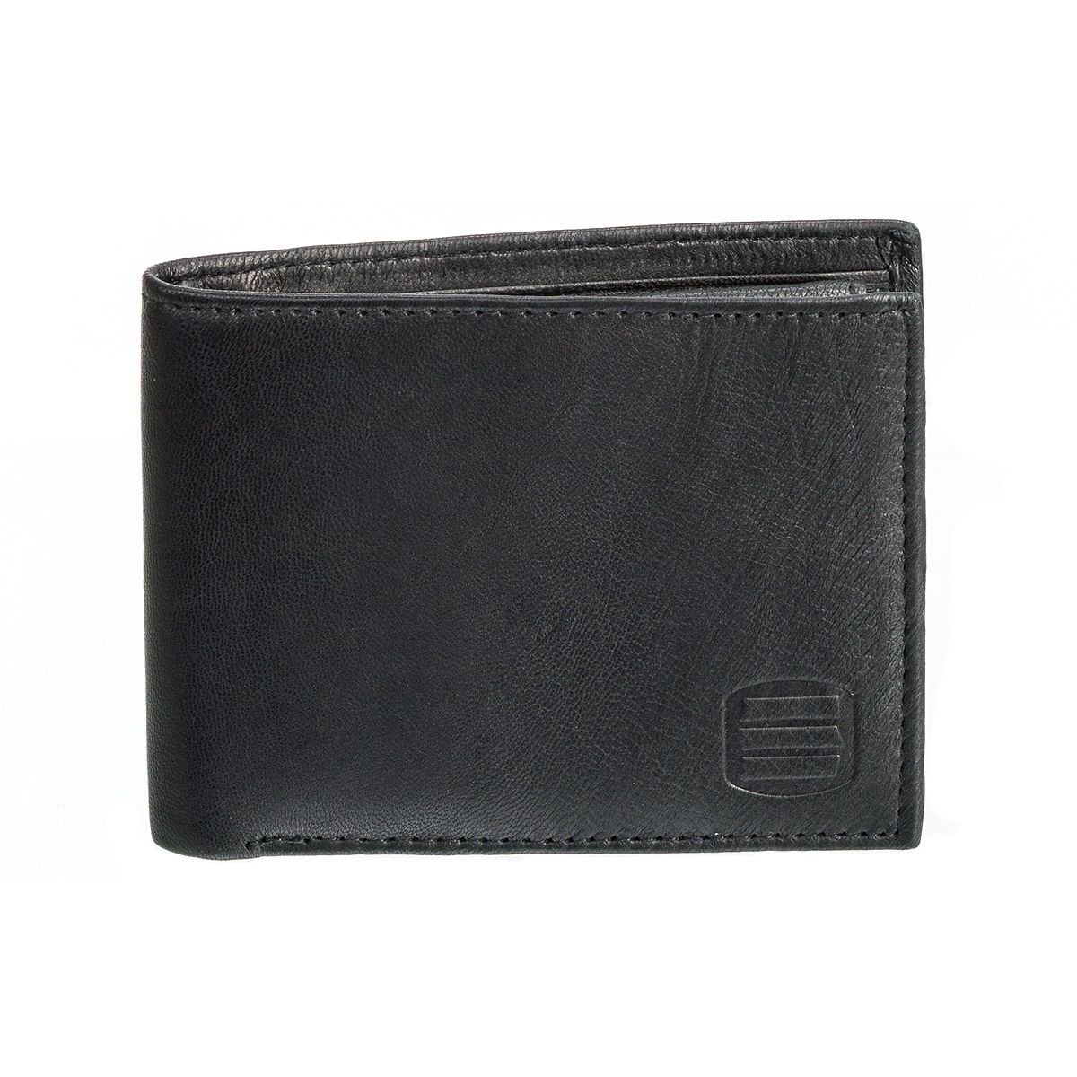 Suvelle Men's Classic Bi-fold Wallet