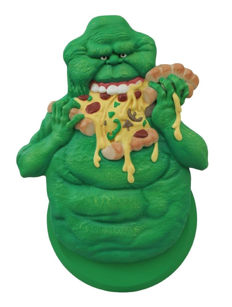 Diamond Select Toys Ghostbusters Slimer Pizza Cutter Toy