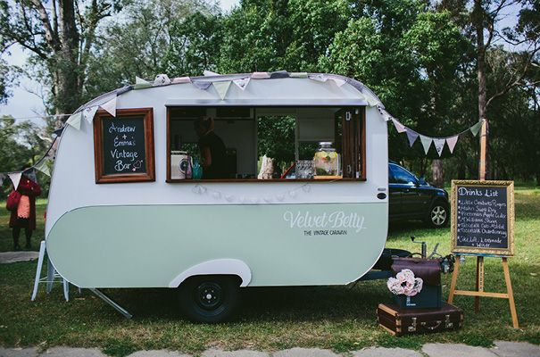 Backyard Perth Diy Wedding10 Food Truck Food Vans Mobile Catering