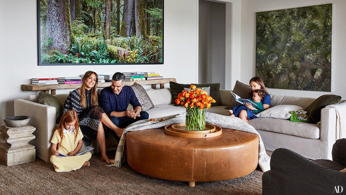 Step Inside Jessica Albas Haven in Los Angeles