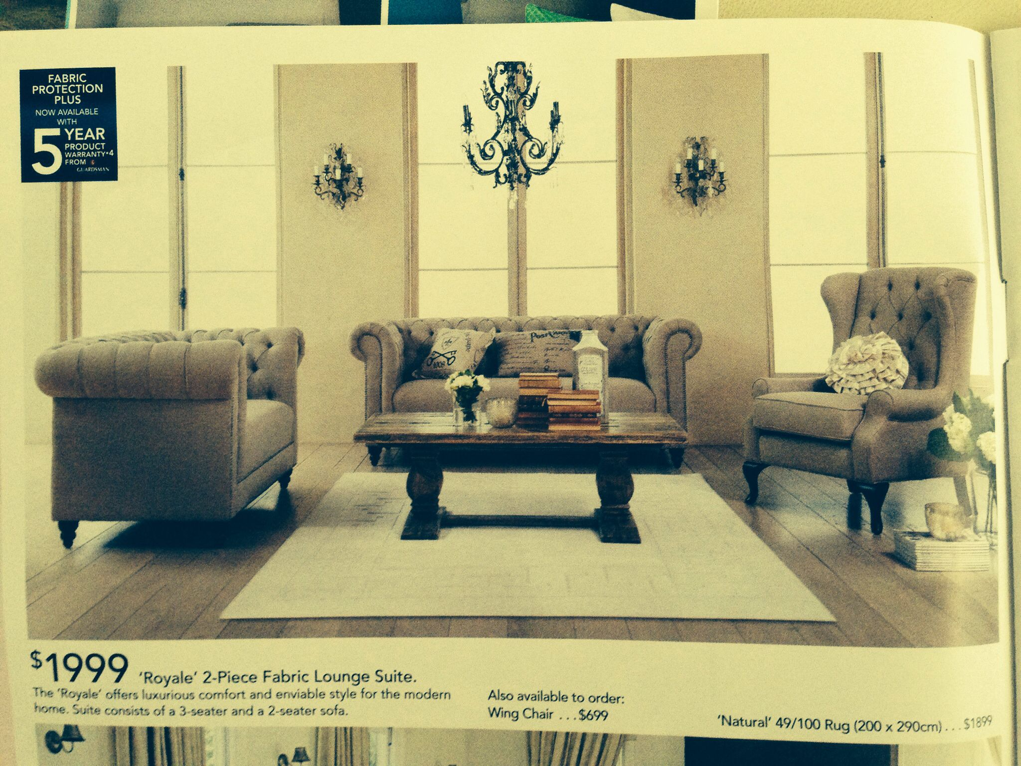 Royale lounge from harvey norman 1999 furniture i 39 d - Harvey norman living room furniture ...