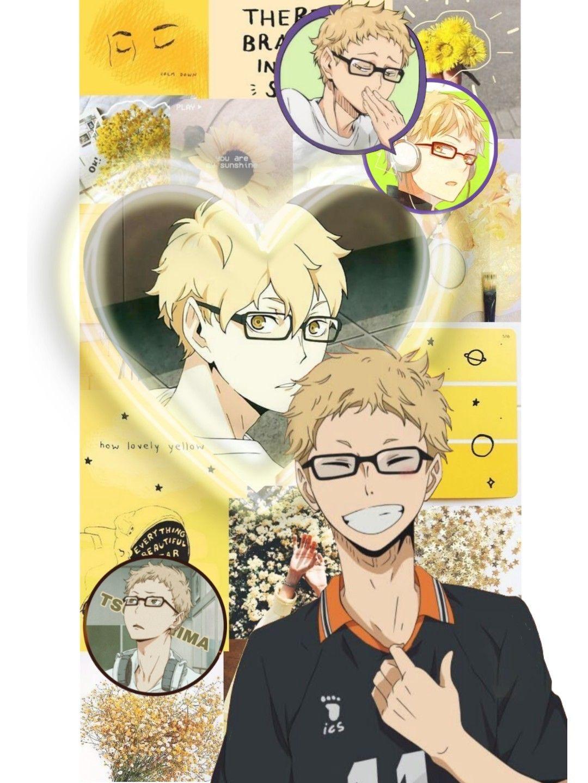 Tsukishima Wallpaper In 2020 Haikyuu Wallpaper Anime Wallpaper