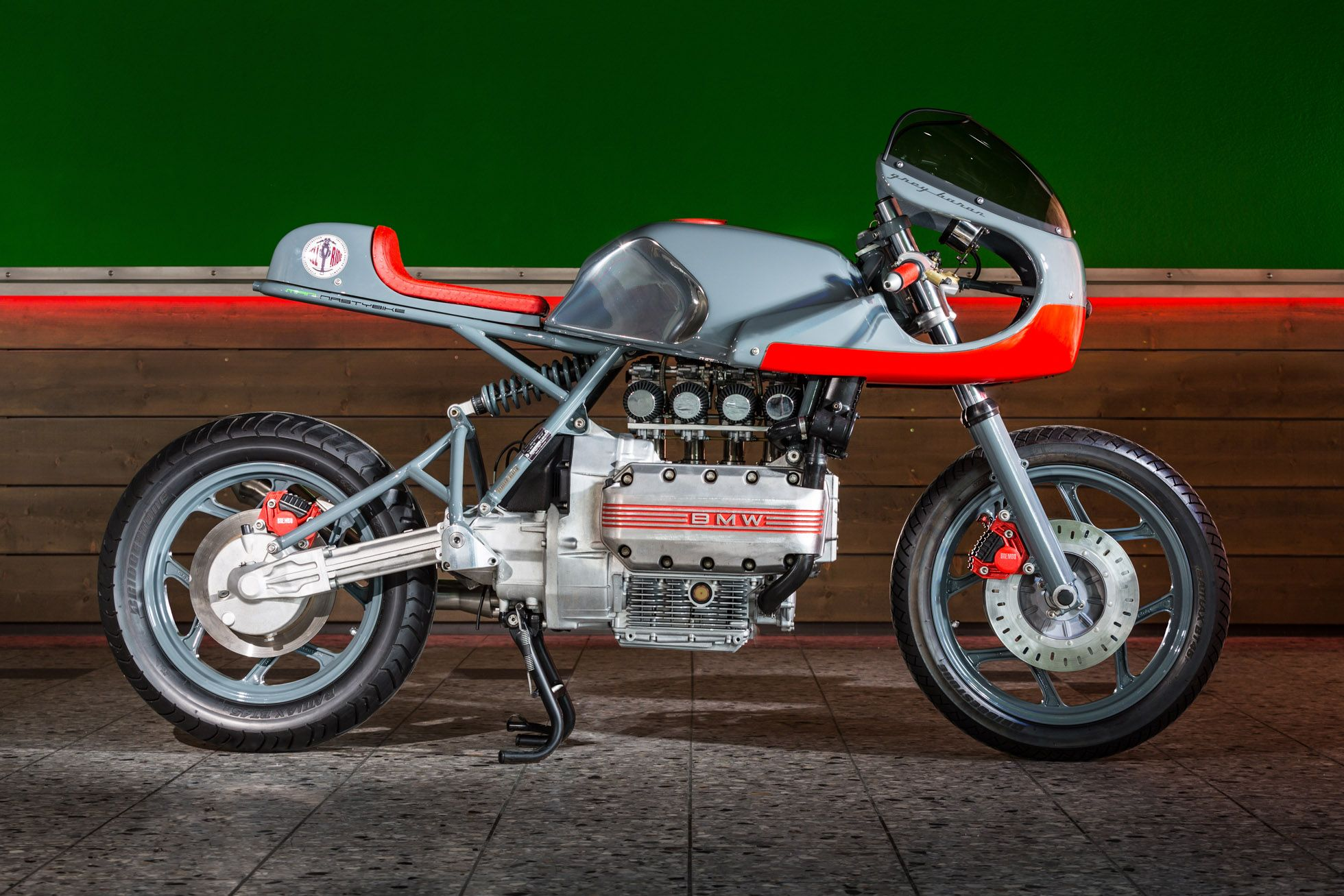 BMW K 1000 RS mannastybike