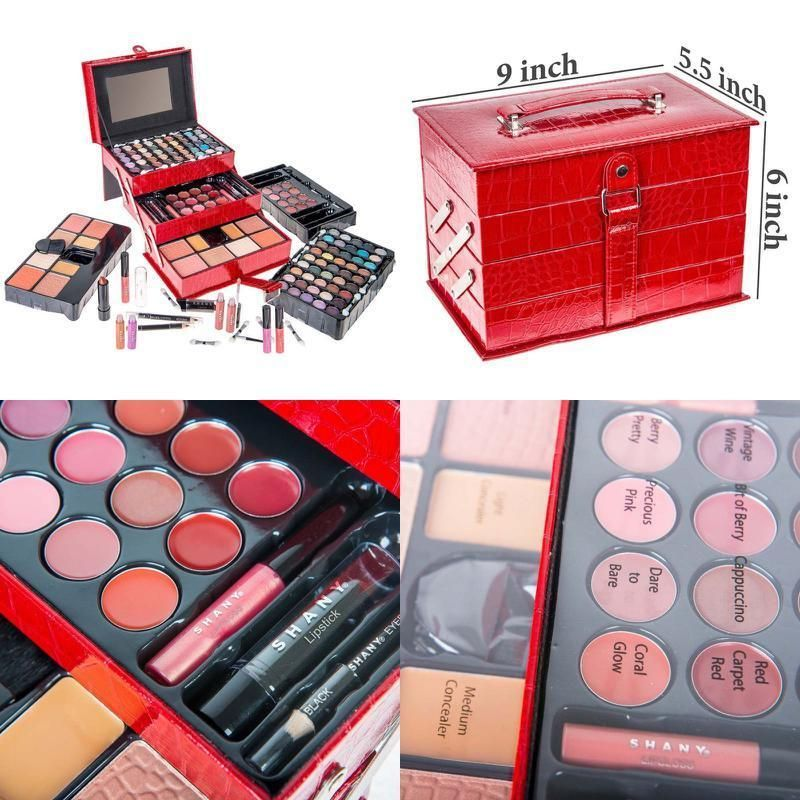 Complete Full Make Up Cosmetic Set Makeup Starter Kit Women Girls Birthday Gift #SHANYCosmetics