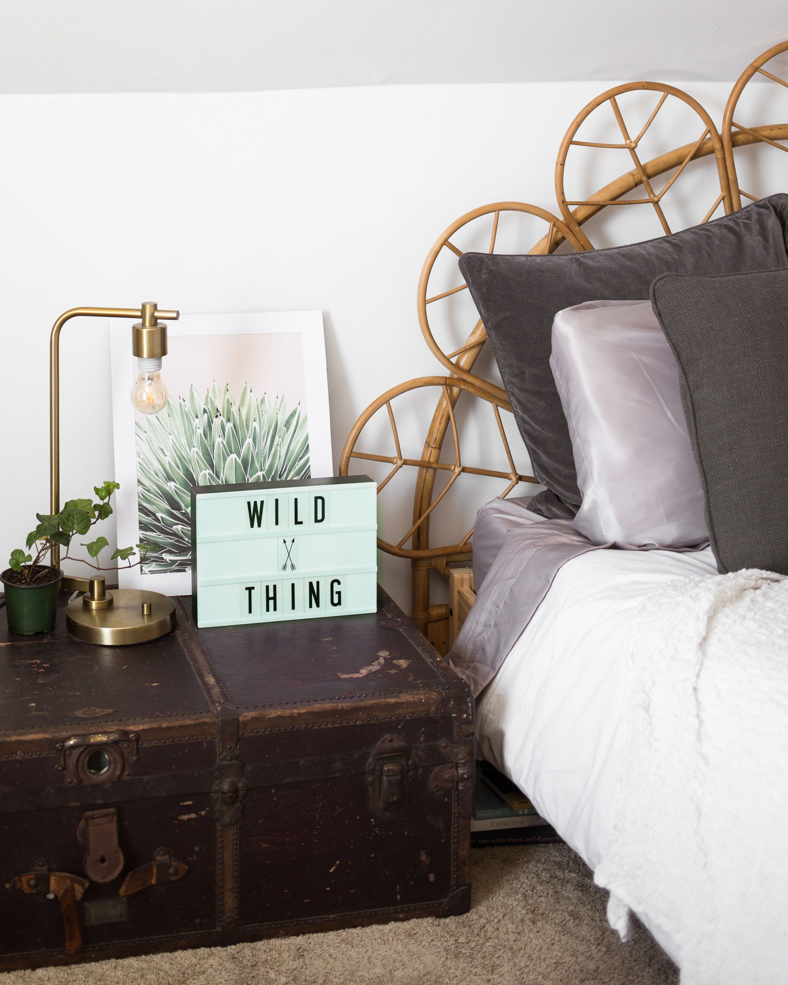 Bring out your inner wild thing. #lightbox #boho #bohostyle