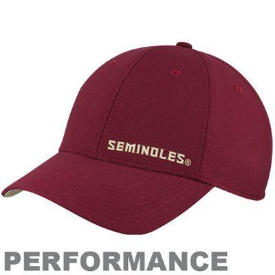 size 40 1b37a 8824b Nike Florida State Seminoles (FSU) Legacy 91 Players Swoosh Flex  Performance Hat - Garnet