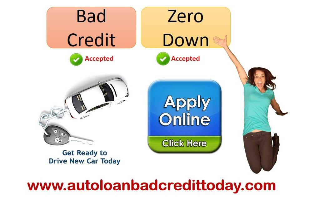 AutoLoanBadCreditToday offers Bad Credit No Down Payment