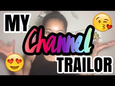 MAH CHANNAL TRAILOR || Gabi ♡ - you will love this video!!! even though my computer broke i still feel like it cam eout well!! check it out and give it a thumbs up! =)