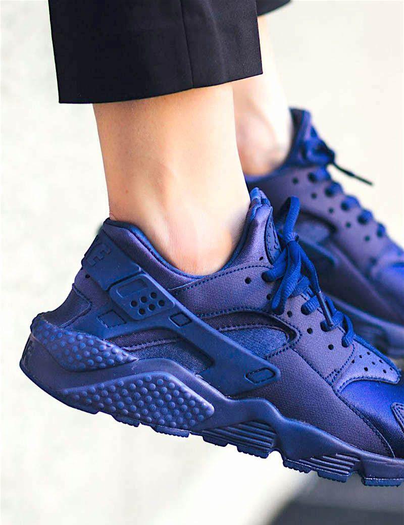 1d78315daa Nike Air Huarache NM - Royal Blue | Sneakers in 2019 | Nike air ...