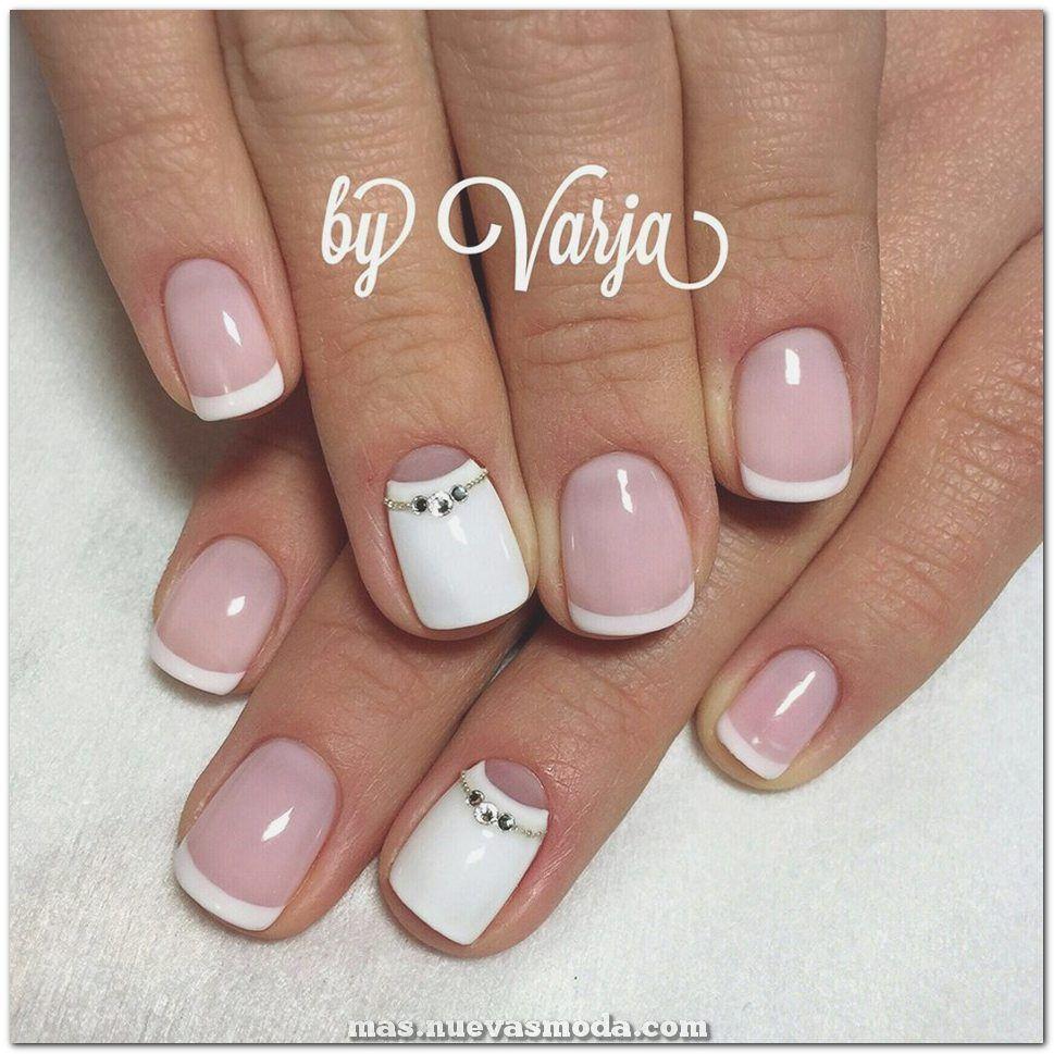 59 ideas únicas de arte de uñas para bodas de verano para ...