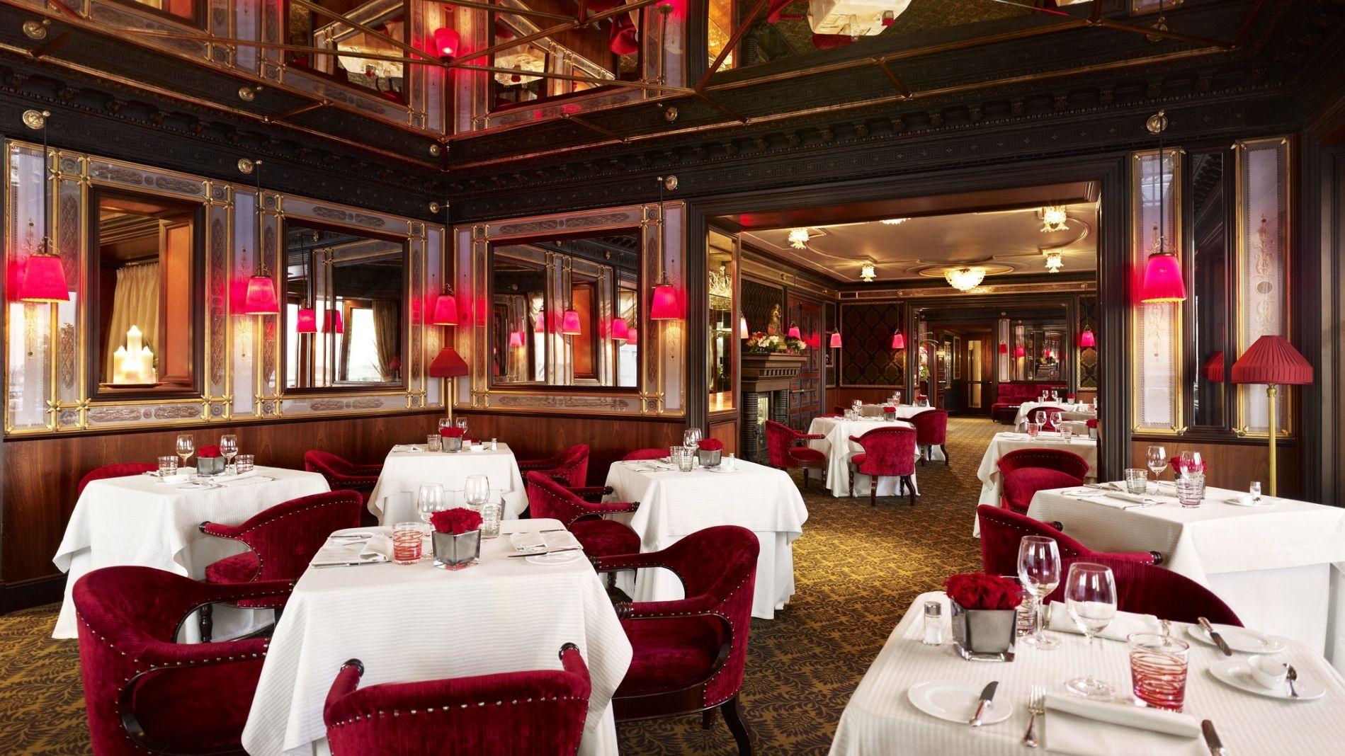 restaurant Terrazza Danieli, Venice | Interior_Restaurants, bars etc ...