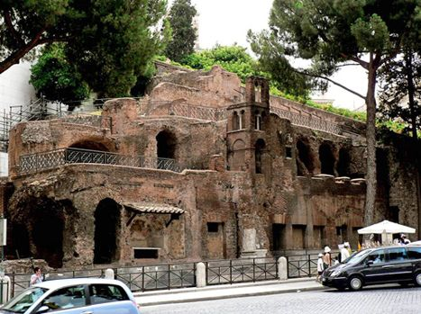 Ancient Roman Apartments