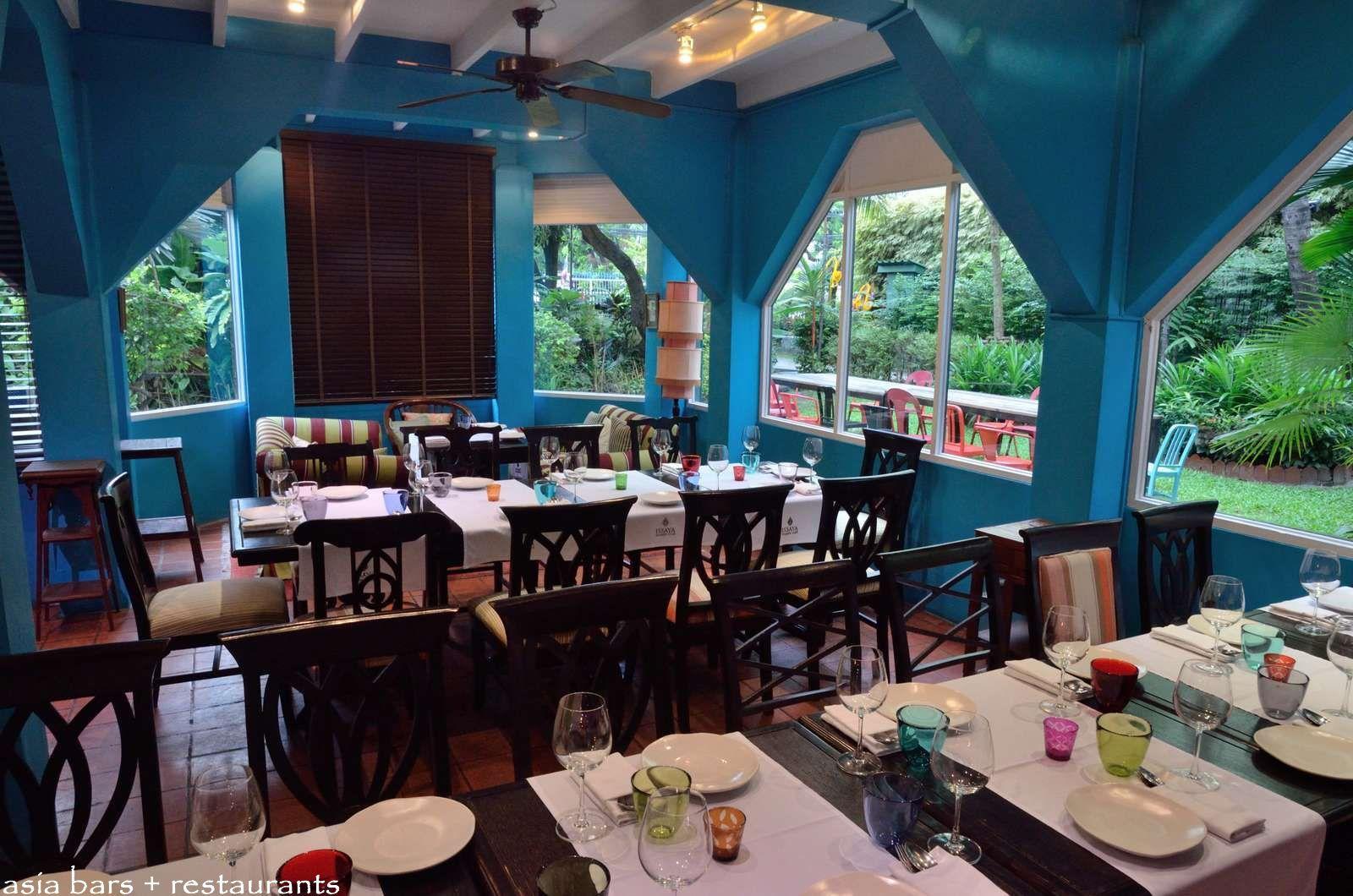 Blue Walls Terracotta Floors Google Search Restaurant Lounge Thai Restaurant Terracotta Floor