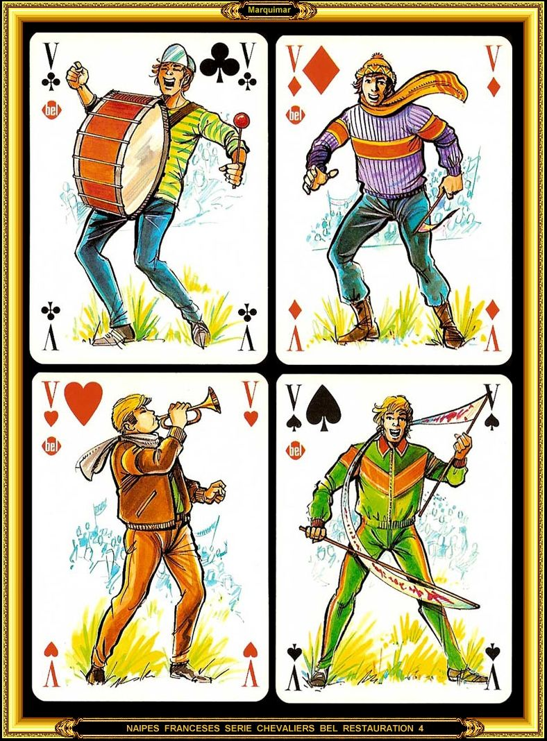 Playing cards - Naipes colección
