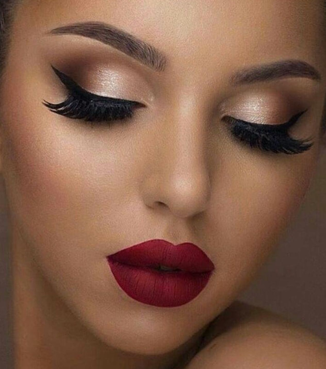 Beauty Salon Today Prom makeup looks, Eye makeup, Glam
