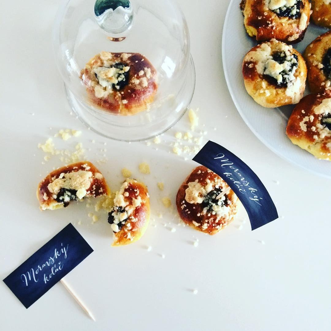 Moravský koláč! #svatbadesign #popiskykjidlum #svatebni #kolace #design #popisky #wedding #style #cake #food #candybar #sladkosti