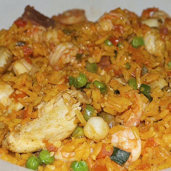 Ybor City Chicken And Yellow Rice Recipe Yummly Recipe Chicken And Yellow Rice Yellow Rice Recipes Baked Chicken And Yellow Rice Recipe