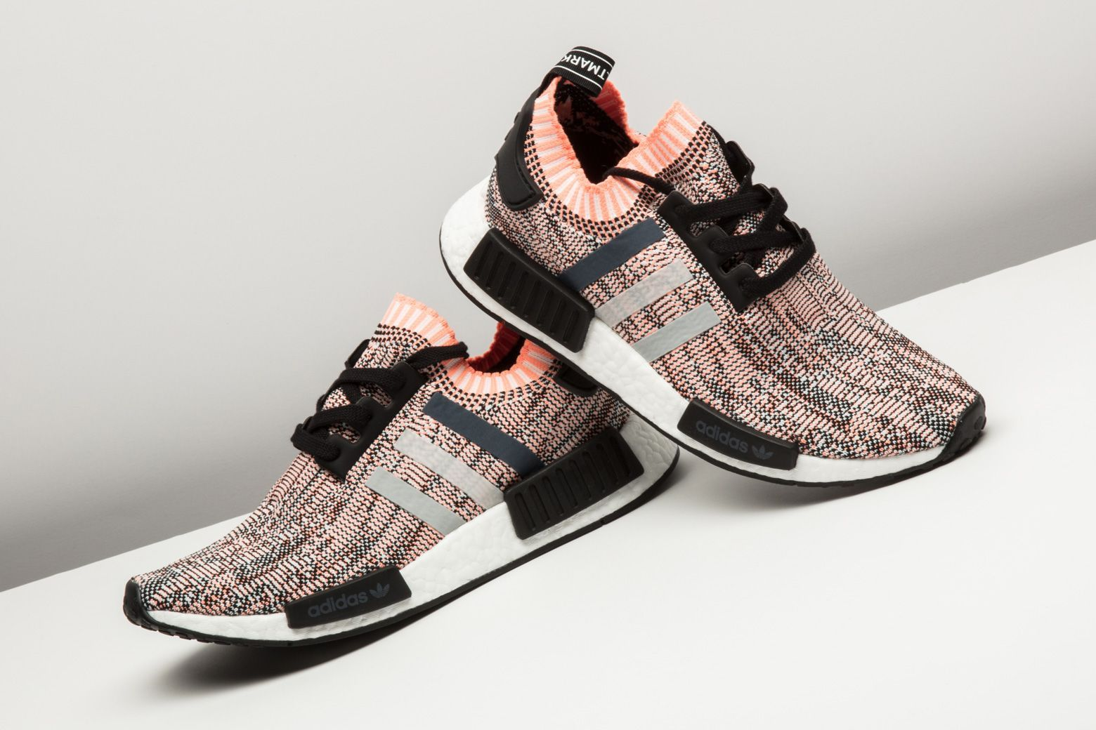 9142052da58f The salmon-colored adidas NMD Primeknit for women is one of 2016 s more  unsung releases. www.stadiumgoods....  adidas