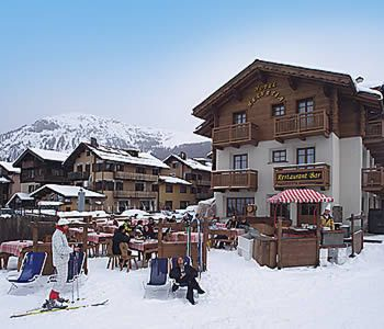 Completely Refurbished In 2002 Helvetia Hotel Is Centrally Located The Alpine Ski Resort Of Livigno A Great Value Holiday Destination Italy S