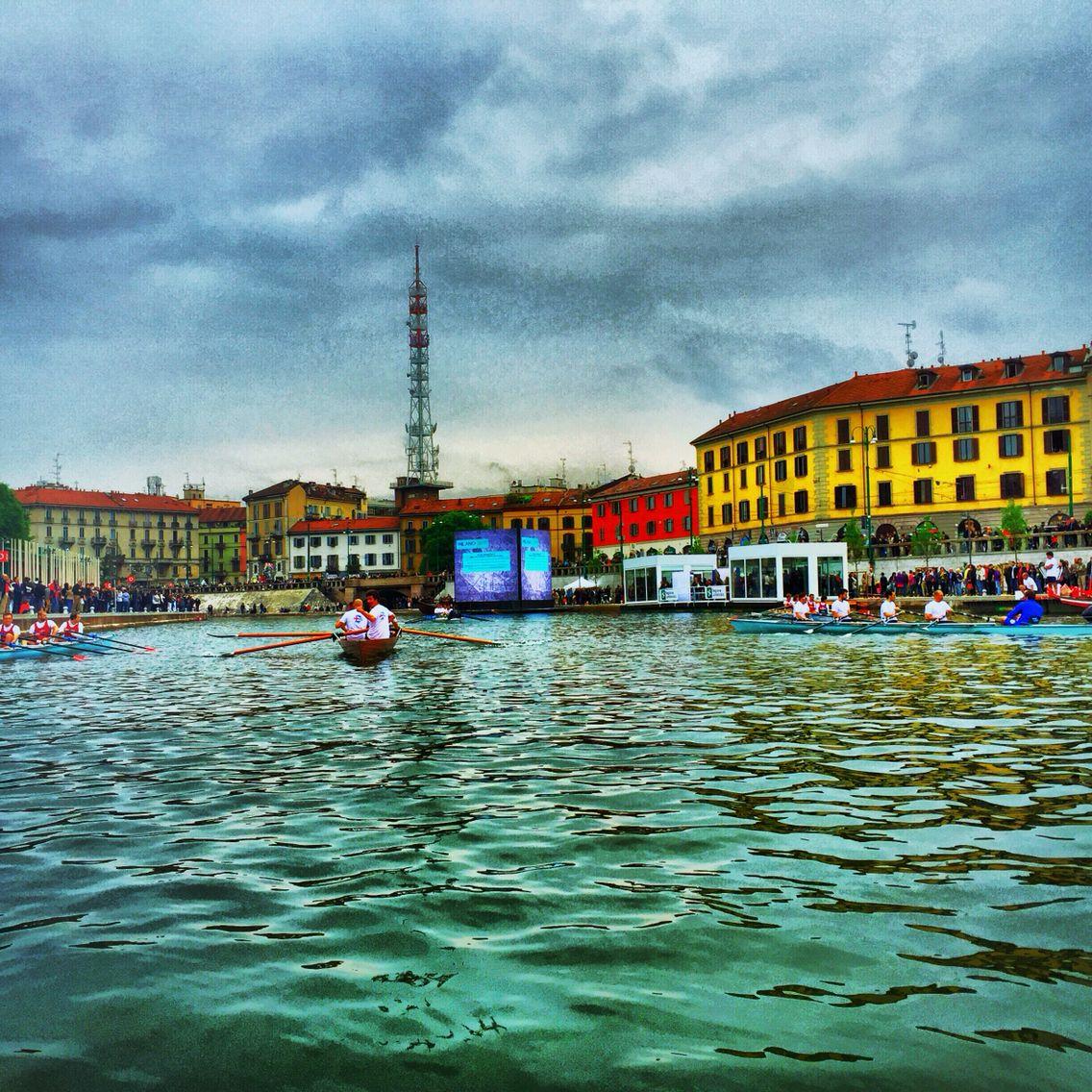 Darsena di Milano. Inaugurazione del 26/04/2015
