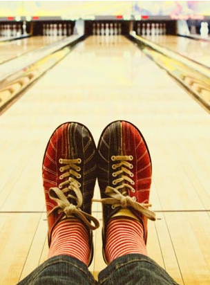 i will, one day, steal that pair of Bowling Shoes i've always ...
