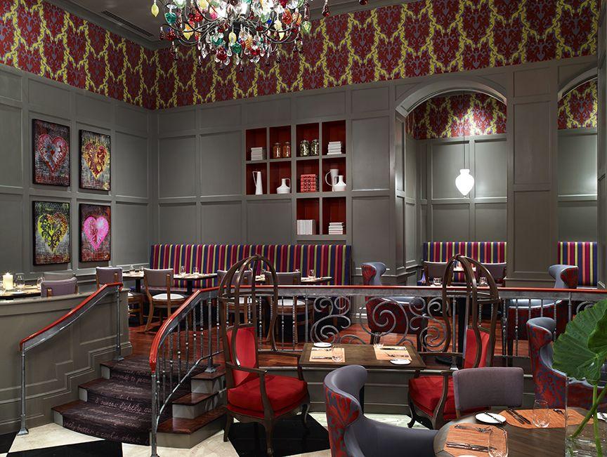 Ajax completes southern art restaurant and bourbon bar