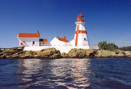 Head Harbour #Light - New Brunswick, #Canada  http://dennisharper.lnf.com/