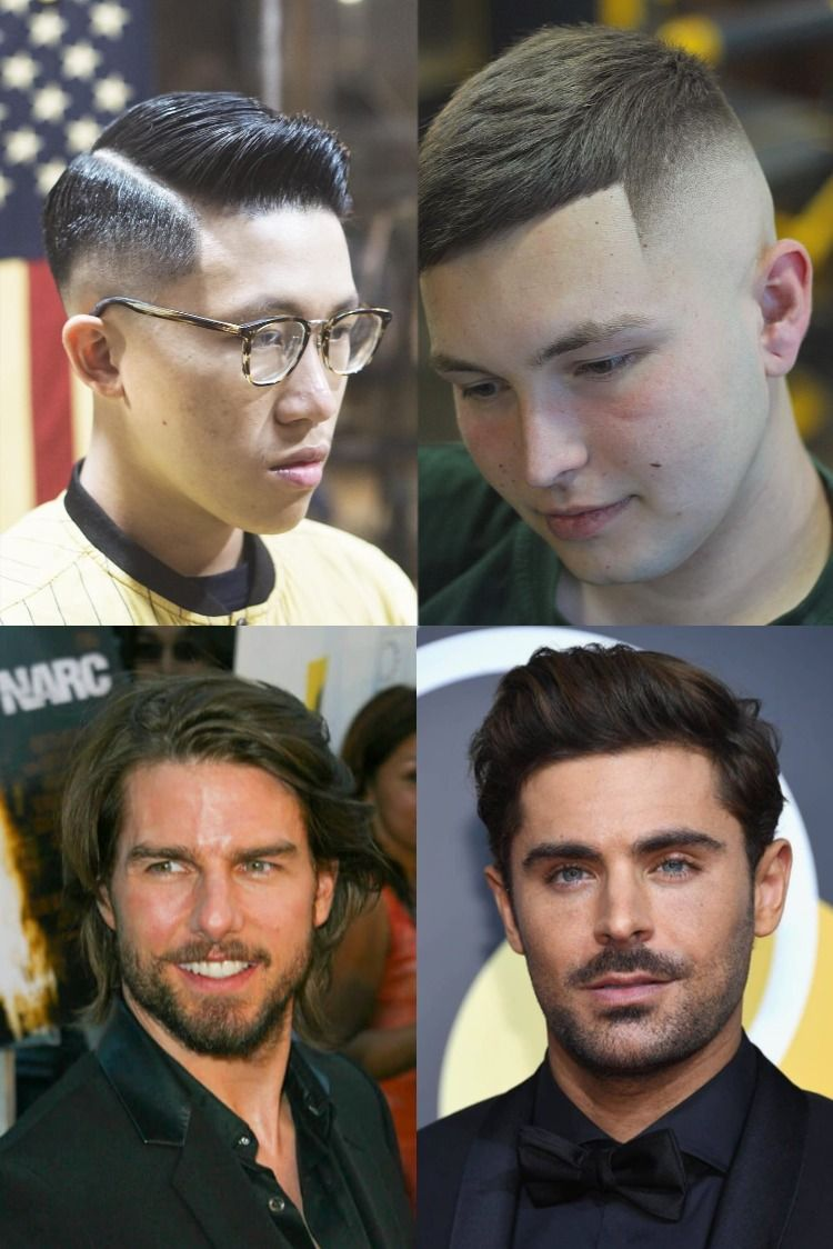 Kurze haare frisuren für männer coole Koreanisches Kurzhaar