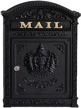 Italian Style Wall Mount Locking Ecco Mailbox By Fuoriserie Boite Aux Lettres Ancienne Boite Aux Lettres Boite