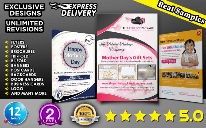 Effortless And Enjoyable Enjoyable Effortless Flyers Design Mother S Day Gift Sets Flyer Uk Logo